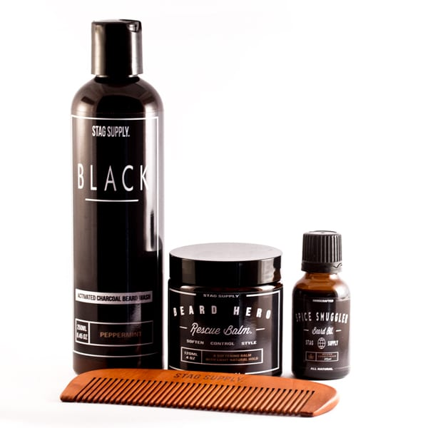 the ultimate beard grooming kit australia 39 s best range of beard oil pomades and moustache wax. Black Bedroom Furniture Sets. Home Design Ideas