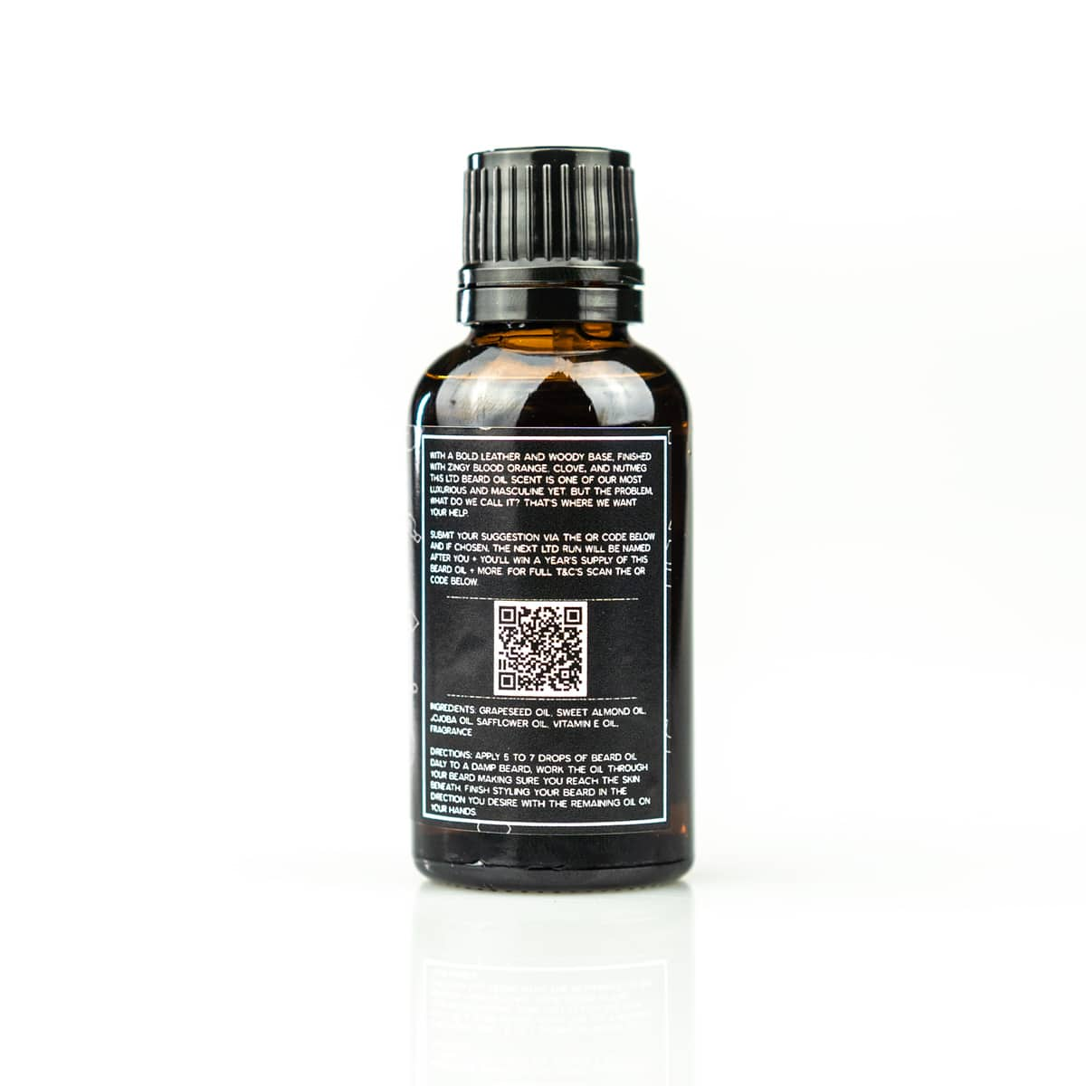 Name This Beard Oil to Win a Years Supply 25ml